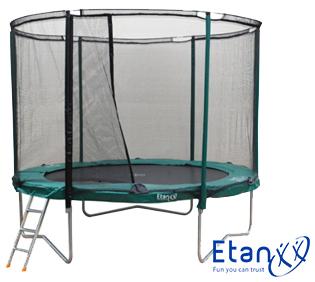 Etan Premium trampolina 08 sa mrezom